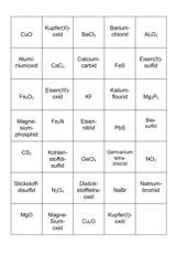 Memo-Spiel / Zuordnungsspiel :  Binärverbindungen