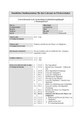 Schätzen und messen von Zeiteinheiten