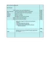 Quiz erstellen mit Excel