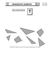 Produktive Geometrieaufgaben