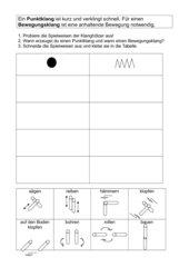 Mit Klanghölzern Punkt- und Bewegungsklänge erzeugen