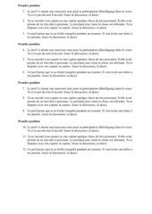 Diskussionsübung Decouvertes 3 Lektion 3 Übung 7 prendre position