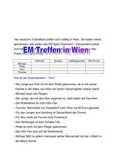 EM Treffen in Wien