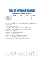 Mini EM im United Kingdom