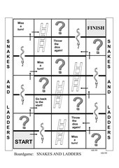Snakes and Ladders (boardgame)