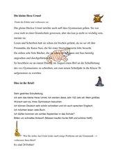 Rechtschreibung und Grammatik (Leistungsüberprüfung)