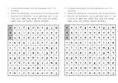 Englische Zahlen 1-13