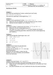 1. Klausur Klasse 11