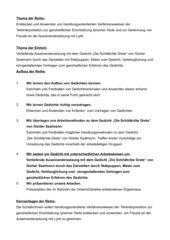 """Gedicht """"Die Schildkröte Grete"""" von Günter Saalmann"""