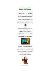 Nikolaus Gedicht