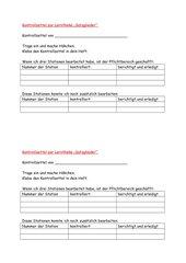Lerntheke Satzglieder (zur Wiederholung/zum Üben)