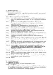 Schulz von Thun - Anwendung auf die Kurzgeschichte