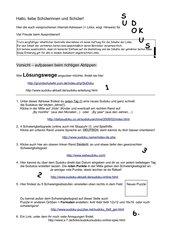 Sudokus! Linkliste für Schüler