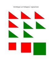 Pythagoras - ein Nachweis