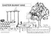 Easter Bunny was here - Hörverstehen Klasse 1