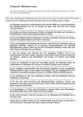 Textpuzzle Landwirtschaft im Mittelmeerraum