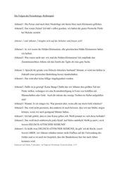 Folgen der Perserkriege- Rollenspiel