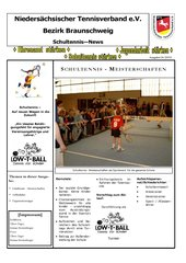 Schultennis - Meisterschaften