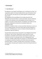 Tillie und die Mauer (Leo Lionni) Texterschließung 1. Klasse