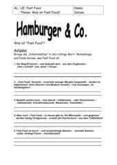 Was ist Fast Food?