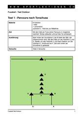 Fussball Test