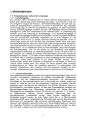 Unterrichtsentwurf Lerneinheit Anatomie u Physiologie Atmung