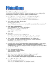 Word – professionell formatieren 3/6