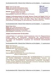 Bundeskabinett 2009 Teil 2