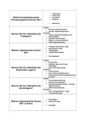 Lernkartei Lager/Logistik