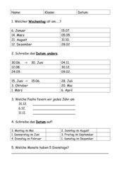 Kalender Test