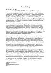 Pressemitteilung Künast