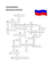 Russland-Rätsel