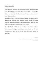 Diktat/ AB Rechtschreibung