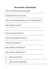 Was ist Was Deutschland, Bundesländer DVD