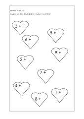 Verliebt in die 10-Ergänze bis zur 10