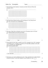 Vermischte Textaufgaben , Sachaufgaben Kl.3