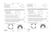 Kreis - Umfang und Fläche