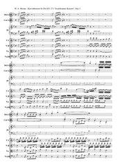 W. A. Mozart Klavierkonzert Es-Dur KV 271