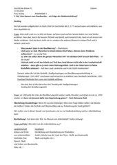 Std.planung: Stadtentwicklung - ein Folge der Arbeitsteilung