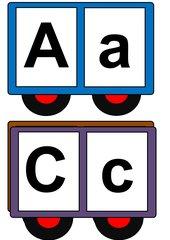 Buchstabenzug