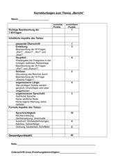 Korrekturbogen Bericht