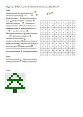 Weihnachtliches beim Zahlenlernen (Finnisch)