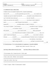 examen de la clase 8