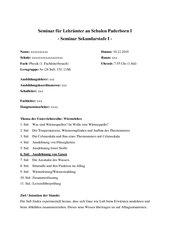 Ausdehnung von Gasen - Wärmelehre Physik Kl.6