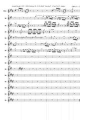 Joseph Haydn (1732 - 1809) Abschiedssinfonie Satz 4-2