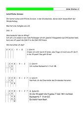 Division & Überschlagsrechnung Klasse 5