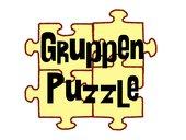 Gruppenpuzzle Symbole