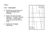 Badminton - Einführung des Clear