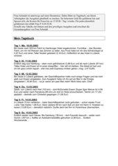 Lustiges Fahrtenbuch - Übung für Excel