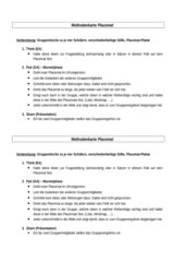 Methodenkarte Placemat